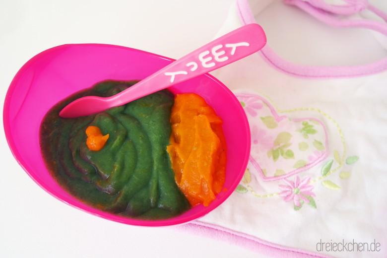 Zubereitung Babybrei, welches Obst und Gemüse