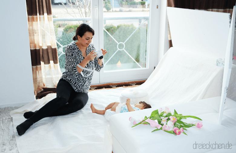 Babyshooting selber machen geht ganz einfach