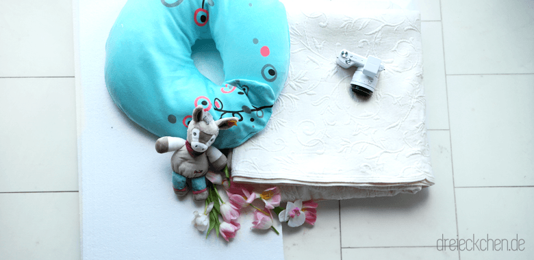 Babyshooting DIY, Tutoral, Workshop
