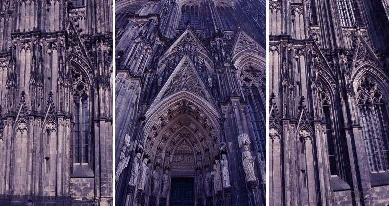 collage-kölner-dom