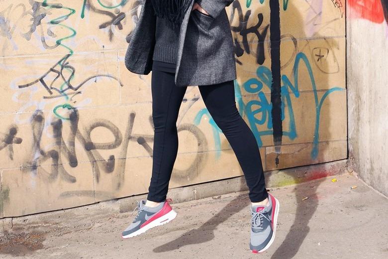Nike Air Max Thea chic kombiniert