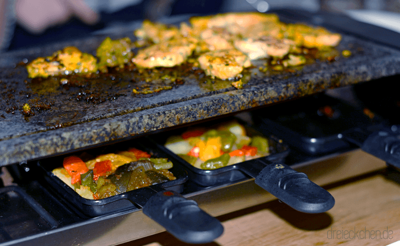Leckere Raclette Idee