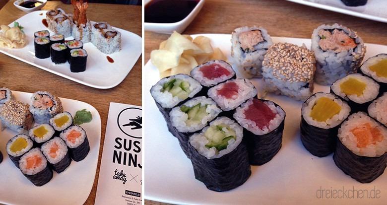 sushi ninja köln