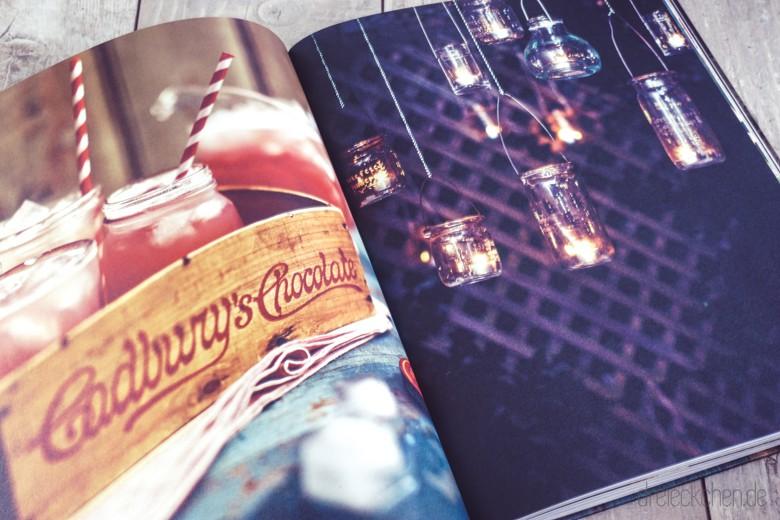 """Dreieckchen liebt: Unsere Buchempfehlung heißt """"What Katie Ate"""" von Katie Quinn Davies"""