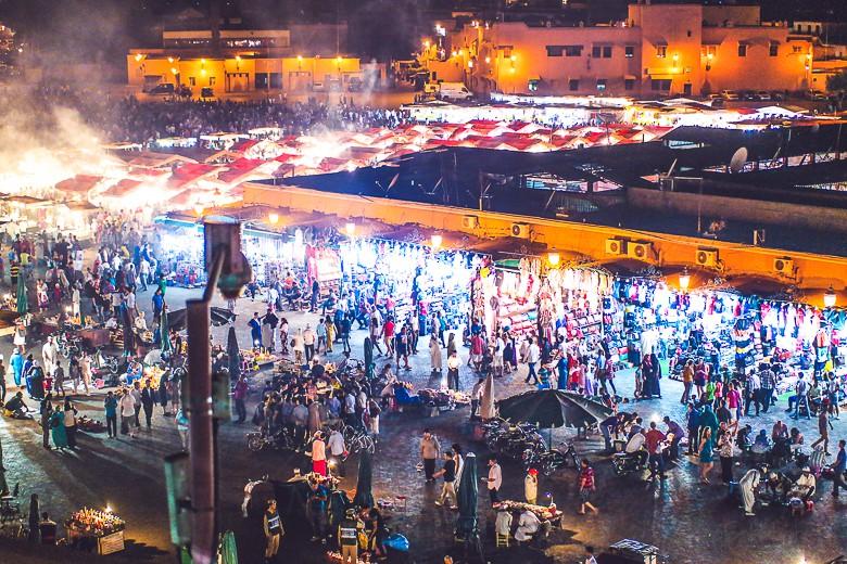 marrakech_sightseeing_reisebericht_Djemaa-el-Fna-blog-2