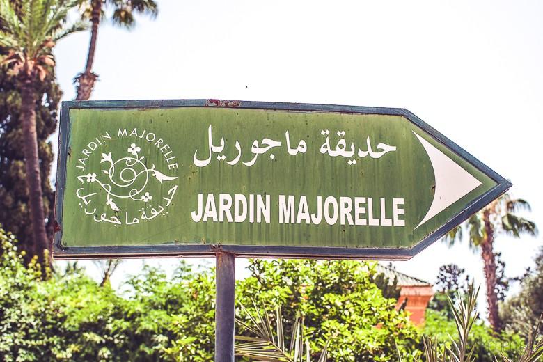 Marrakesh sightseeing reisebericht blog jardin majorelle for Jardin majorelle 2015