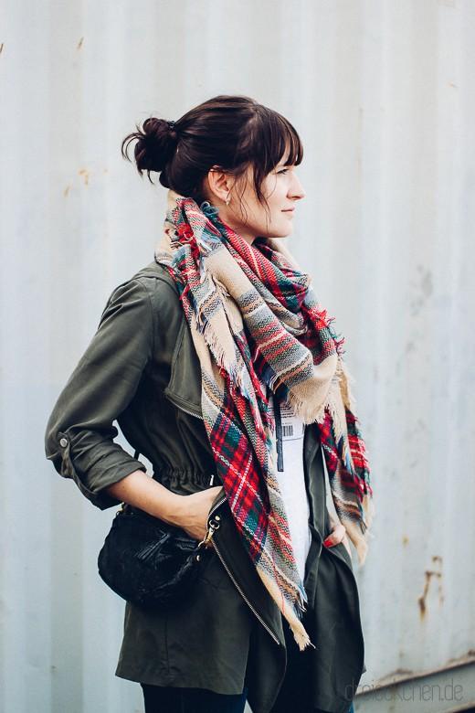 Outfit für den Herbst im Bloggerstyle