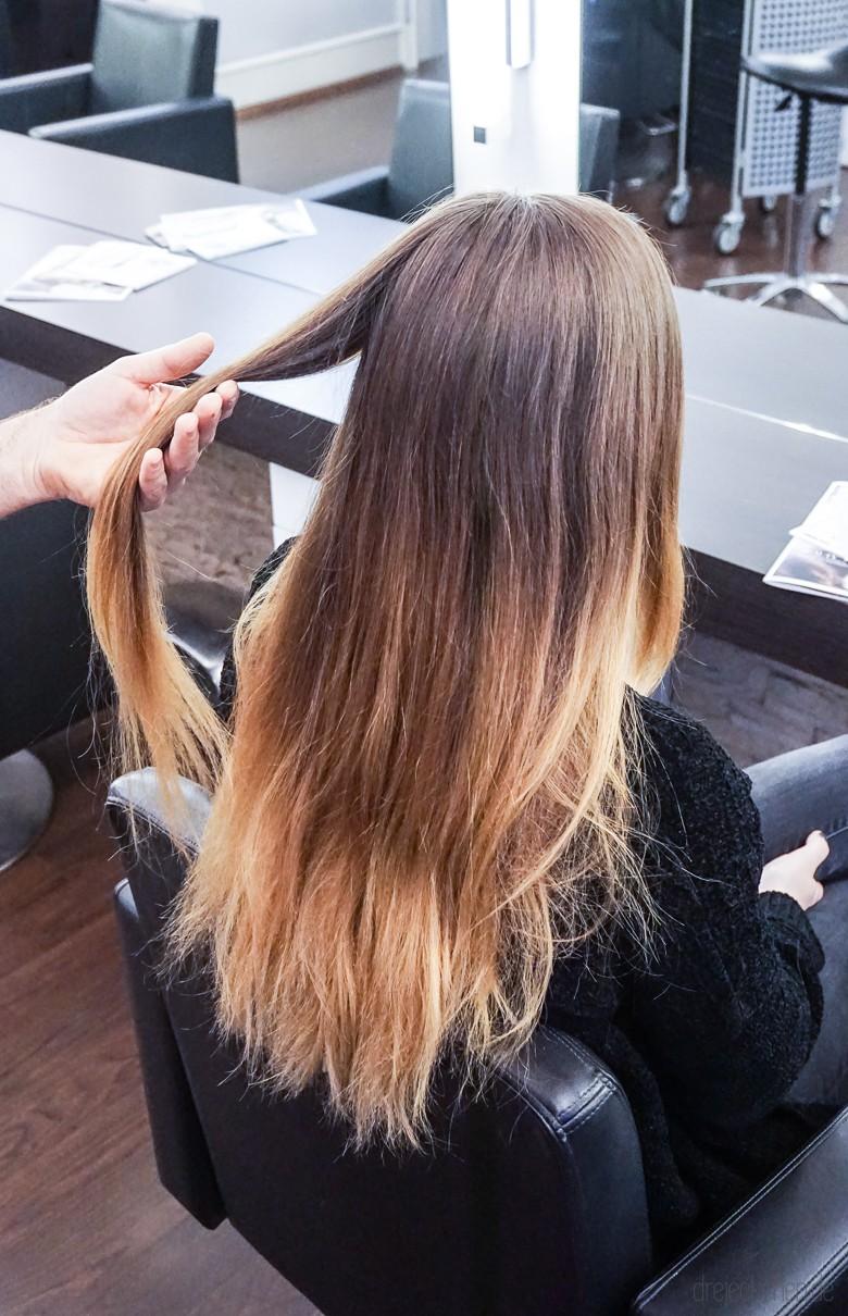 Olaplex Und Balayage Im Test Wundermittel Und Ein Neuer Haar Trend