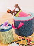 adventskalender verlosung kinderzimmer geschenkidee aufbewahrungskorb