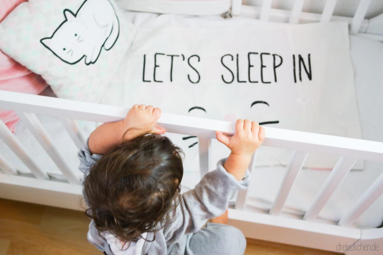 so hat mein kind alleine schlafen gelernt nie wieder einschlafprobleme dreieckchen. Black Bedroom Furniture Sets. Home Design Ideas