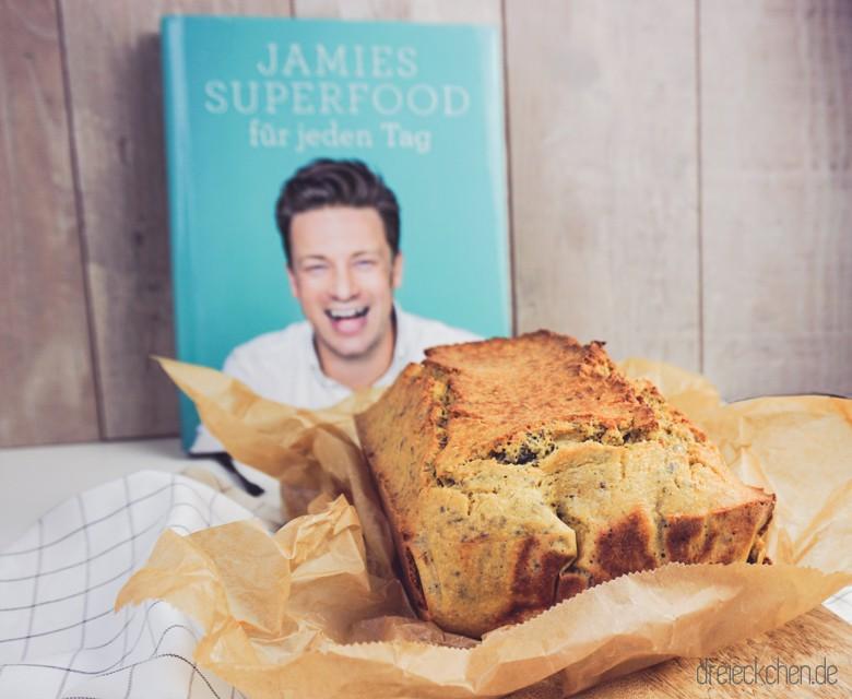 Selbstgebackenes, glutenfreies Superfood-Proteinbrot und Jamie ... | {Kochshow jamie oliver 72}