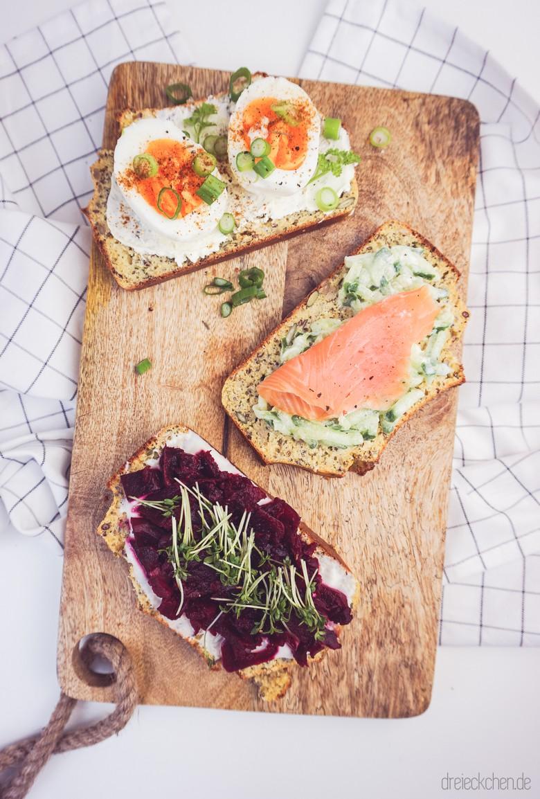 kuchenschrank jamie oliver : Selbstgebackenes, glutenfreies Superfood-Proteinbrot und Jamie Oliver ...