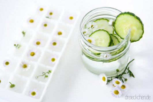 infused water rezepte dreimalanders als erfrischenden sommer drink dreieckchen lifestyle. Black Bedroom Furniture Sets. Home Design Ideas