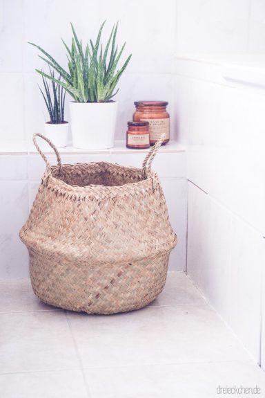7 Einrichtungsideen für ein schönes Badezimmer mit IKEA // Werbung ... | {Badezimmermöbel set ikea 79}