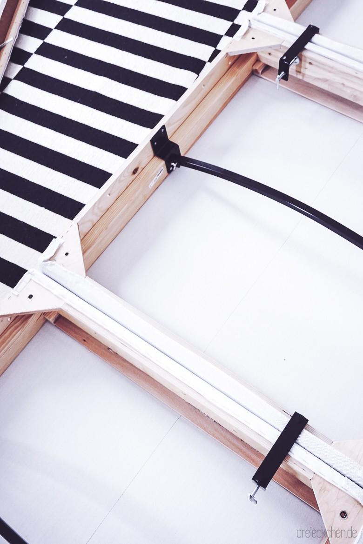 IKEA Couch SÖDERHAMN Finnsta weiß zusammen bauen