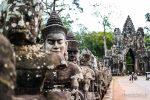 Angkor Wat - Tempel Bayon