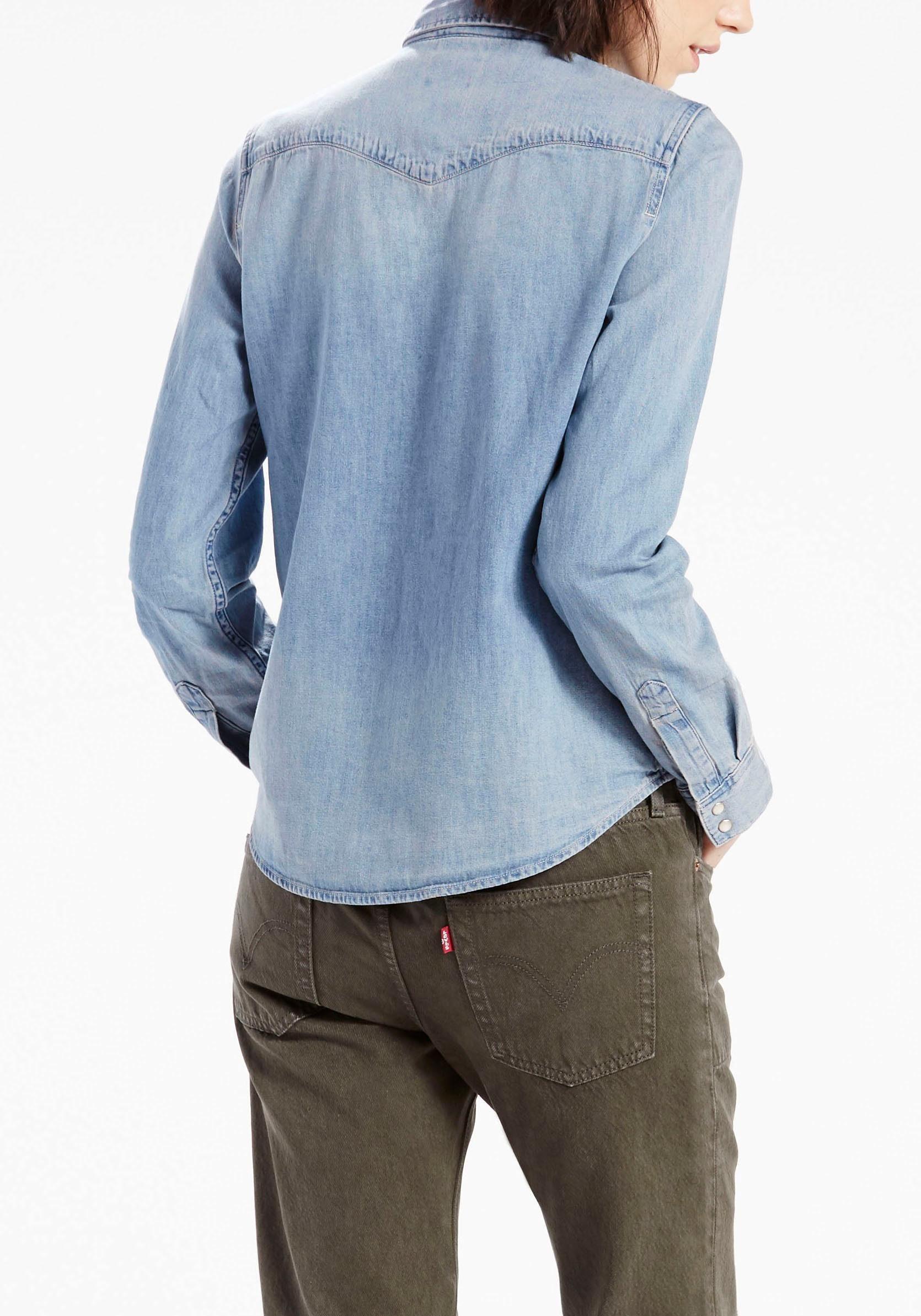 Otto jeansbluse levis minimalistischer kleiderschrank 2 for Minimalistischer kleiderschrank
