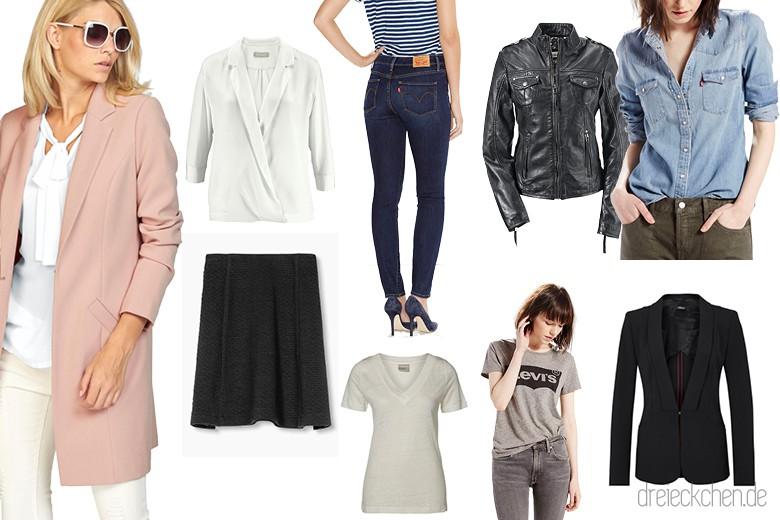 Die Basics Fur Einen Minimalistischen Kleiderschrank Mit Otto