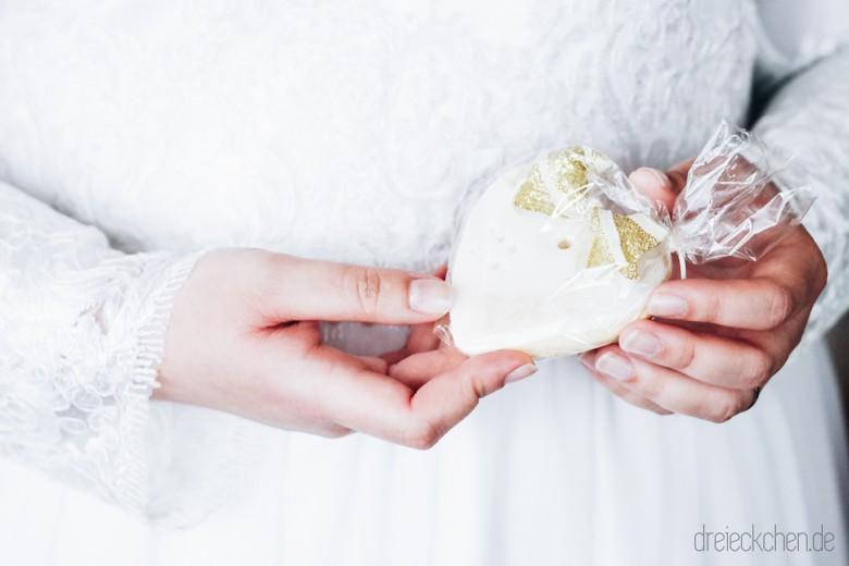 Gastgeschenk zur Hochzeit selbst machen