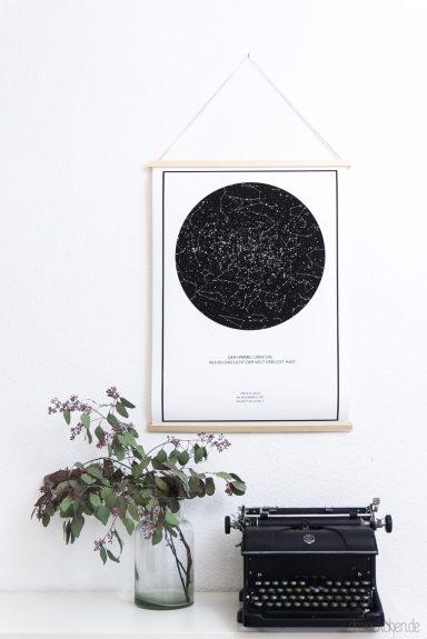 diy bilderrahmen aus posterleisten selbst erstellen dreieckchen lifestyle blog dreimalanders. Black Bedroom Furniture Sets. Home Design Ideas