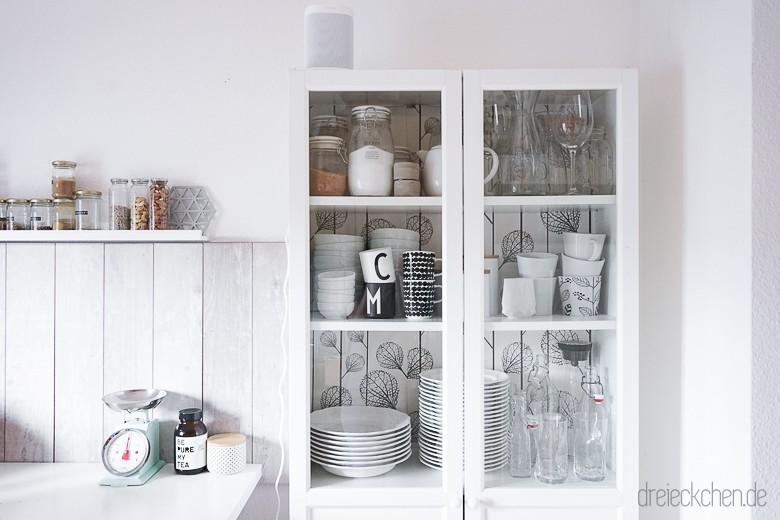 Ordnungstipps für eine aufgeräumte Küche mit IKEA Hack - Vom ...
