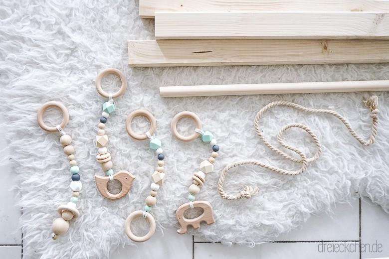 Anleitung Für Einen Baby Spielbogen Aus Holz Besonderes Geschenk