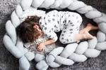 Anleitung für geflochtene Bettschlange aus Strumpfhosen