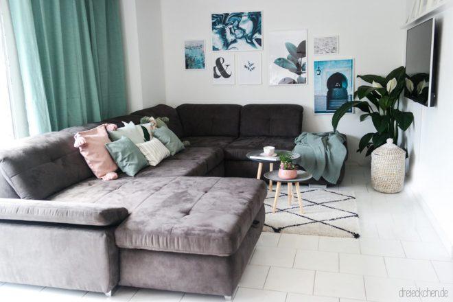 Tipps wie ihr euer Wohnzimmer einrichten und dekorieren könnt