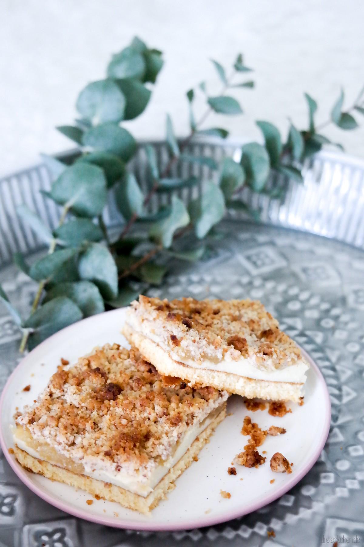 Einfaches Streuselkuchen Rezept