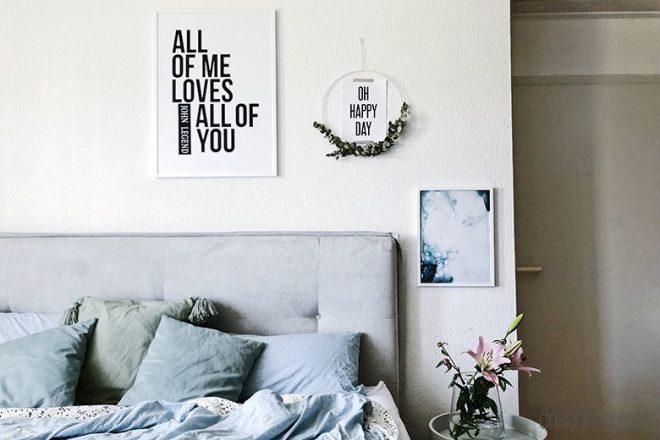 Schlafzimmer idee und inspiration zum verschönern
