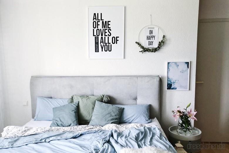 Also Habe Ich Meine Suche Nach Ideen Fürs Schlafzimmer Und Schlafzimmer Inspirationen  Erstmal Auf Das Bett Reduziert.