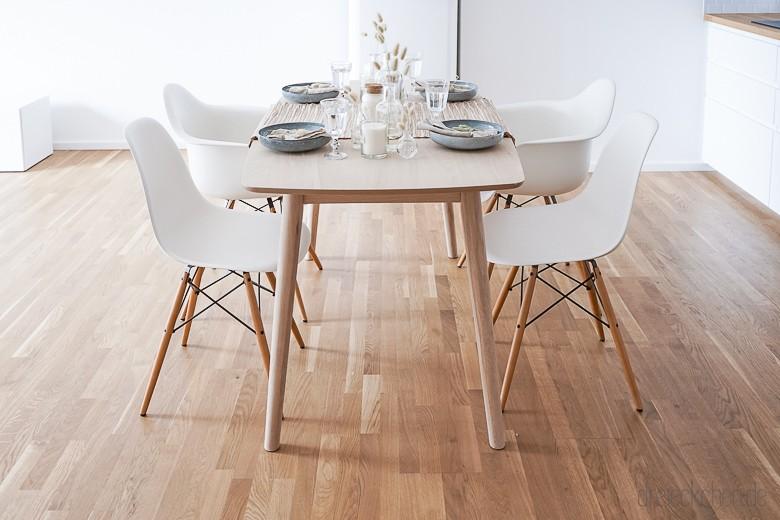 Ideen Fur Eine Skandinavische Tischdeko Mit Naturmaterial Werbung