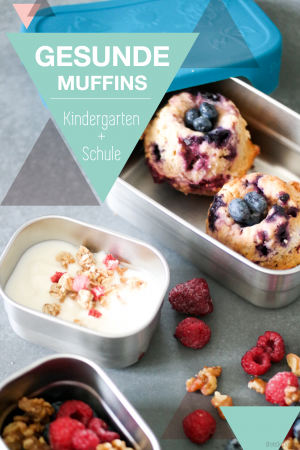Kindermuffin Rezept