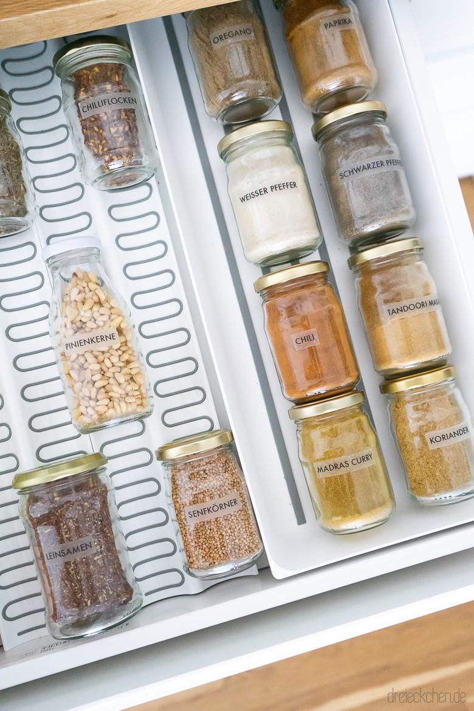 Ordnungssystem Mit Tipps Fur Aufbewahrung In Abstellraum Und Kuche Dreieckchen