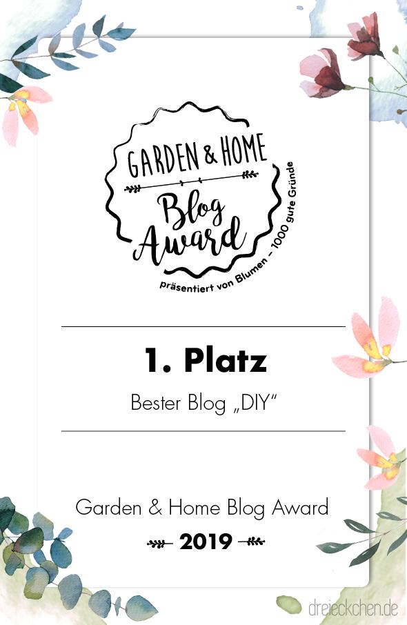 Blog Award Gewinner