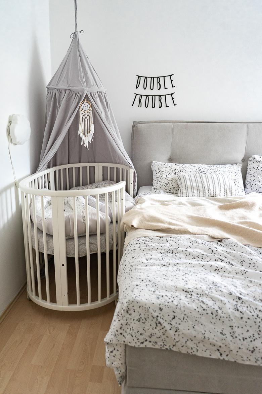 Beistellbett Für Hohes Elternbett