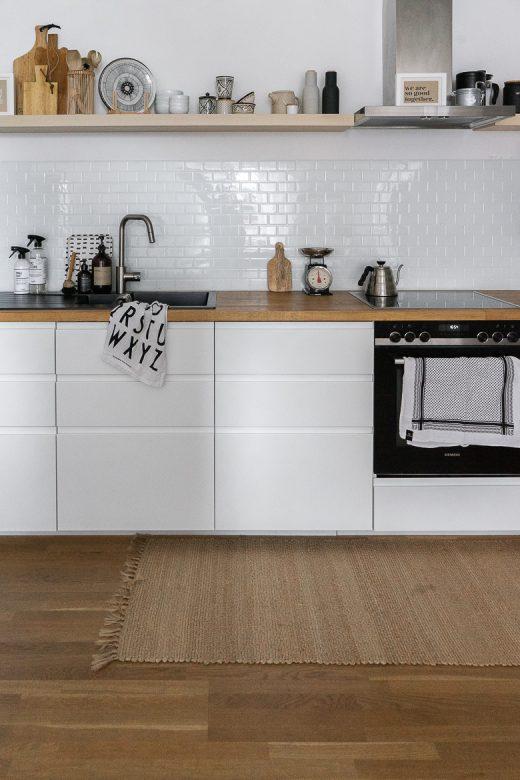 Ikea Kuche Planen Und Aufbauen Tipps Fur Eine Skandinavische Kuche Dreieckchen