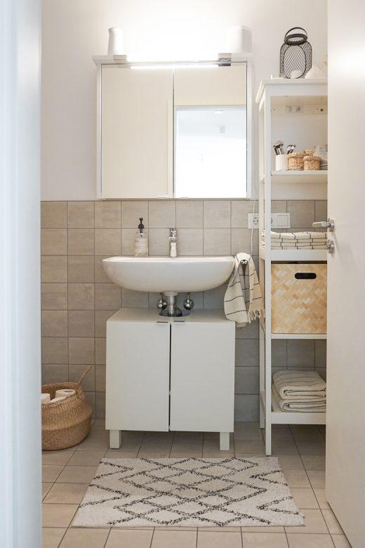 7 Ideen Fur Ein Schones Badezimmer Kleines Bad Einrichten Mit Ikea Dreieckchen